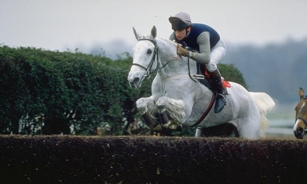 White Racehorse Names