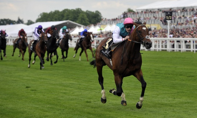 Greatest Racehorses: Frankel