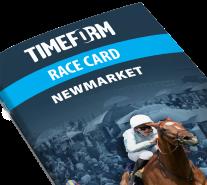 Timeform Mail Order Race Card