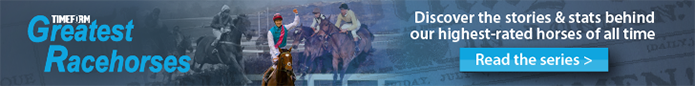 greatest racehorses