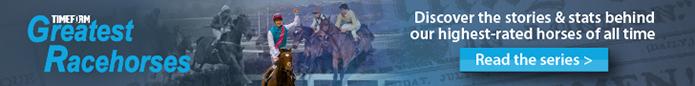 greatest racehorses